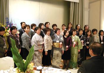 茨城県電気工事業工業組合 女性部